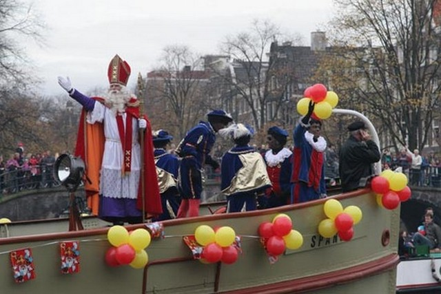 Sinterklaas hajó